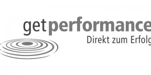 get performance Logo 900 x 400