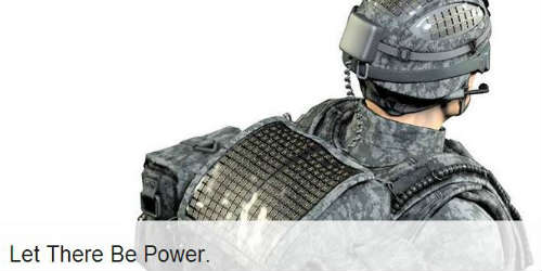 MC Screenshot Electrical Power Military Use