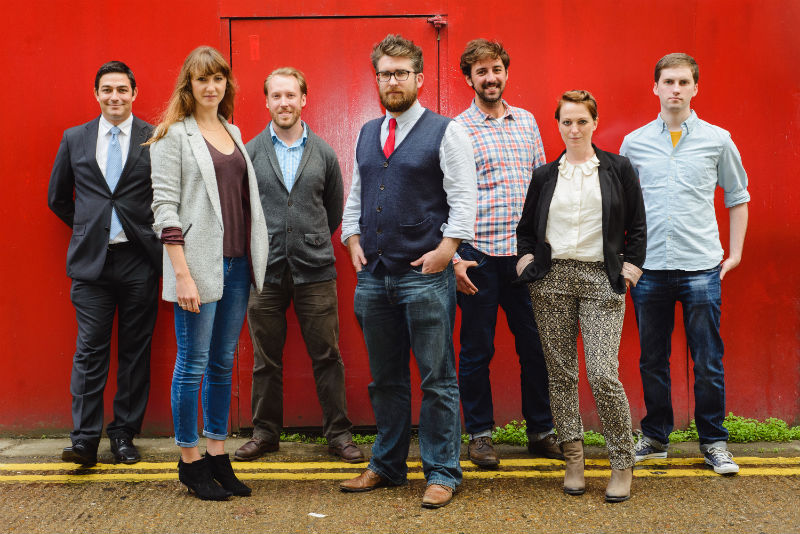 Das Team von We Are Pop Up