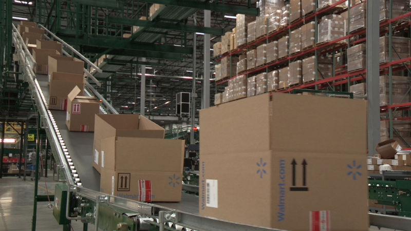 Walmart.com Fulfillment Center